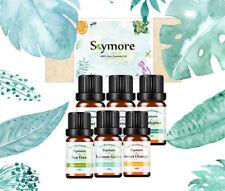 Essential oils set of 6 100% pure Natural aromatherapy kit 10mL Lemon gift box