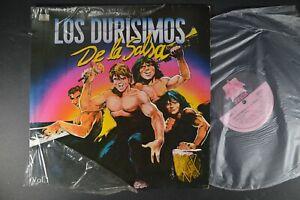Los DURISIMOS De La Salsa Vol. 1 LATIN Import LP SHRINK Colombia ZEIDA