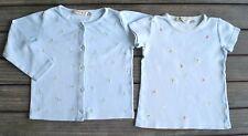"""LOT de 2 t-shirt & gilet  fille """" CHIBOOGI by H&M """" TAILLE 3 ANS  !!"""