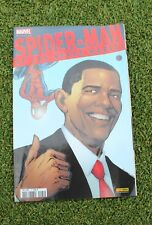 SPIDERMAN ET LES HEROS MARVEL Feat. Barack Obama - PANINI COMICS