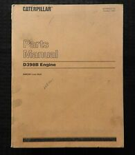 CATERPILLAR D398B DIESEL TRUCK ENGINE PARTS MANUAL 1200+ PAGES SER. #66B3561 UP