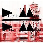 2 CD Depeche Mode - Delta Machine (2013) deluxe edition