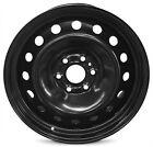 20x8 Inch Steel Wheel Rim For 2003-2021 Chevy Silverado 1500 6 Lug 139.7mm Black