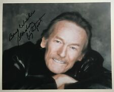 GORDON LIGHTFOOT signed autograph photo