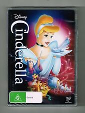 Cinderella - Dvd Disney Brand New & Sealed