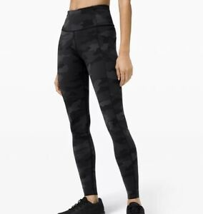 """Lululemon Leggings Fast And Free Tight ll Nulux 28"""" (H3DC)  RRP £118"""