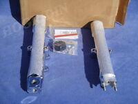 Harley softail flstn flstc fls chrome front end lower fork sliders legs 46482-07