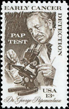 1978 13c Early Cancer Detection, Pap Test, Papanicolaou Scott 1754 Mint F/VF NH