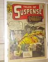 Fantastic Four 52 (COVERLESS, COMPLETE) & TALES OF SUSPENSE 41 (PR, COMPLETE)