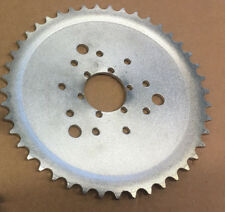 MOTORIZED BICYCLE SPROCKET 44T WORKS WITH MAG WHEELS OR THREE POINT ADAPTERS