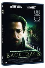 BACKTRACK  **Blu-Ray B & DVD Combo** Adrien Brody, Sam Neill