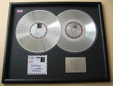 PHIL COLLINS Love Songs DOUBLE CD DISC Platinum Presentation