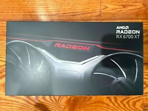 *SHIPS OUT TODAY* AMD Radeon RX 6700XT 12GB GDDR6 Graphics Card BRAND NEW