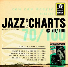 Lionel Hampton Freddy Slack...-Jazz in the Charts Cow Cow Boo (UK IMPORT) CD NEW