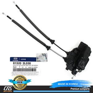 GENUINE Door Lock Latch Actuator FRONT RIGHT for 2006 Hyundai Azera 813203L030