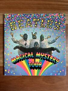 The Beatles - Magical Mystery Tour - EP 45rpm Rare Stereo Aus 1967