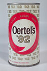Vintage Oertel's 92 Beer 12oz Straight Steel Can Peter Hand Brewing Chicago IL