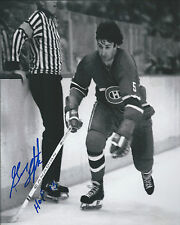 GFA Montreal Canadiens * GUY LAPOINTE * Signed 8x10 Photo AD1 COA