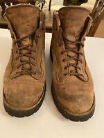 Danner Light II Hiking Boots - Men's Size 12 EE Brown Goretex Model 33000 Vibram