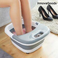 Foldable Foot Spa Aqua·relax InnovaGoods 450W Wellness Relax Detox Foot