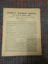 American railroad journal 1861 vol. 17 no.50 Cocheco / Cleveland & Pittsburg