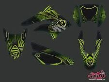 kit deco derbi 50 drd x treme de 2010 a 2015 kit deco graff vert