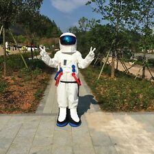 2017 Easter Mascot Costume space suit Cartoon Fancy Dress Adult Size HOT