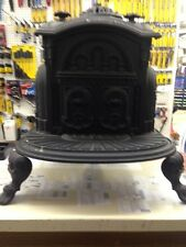 "Fuller, Warren, & Morrison  Stove   ""LEADER""   Troy, NY  >>   Unrestored, Orig."