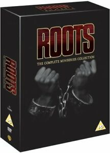 Roots: The Complete Original Series DVD BOX SET NEW
