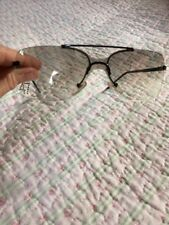 RARE Original CHRISTIAN DIOR '47' Ladies Vintage Rimless Sunglasses.