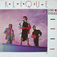 "Klique ‎– Love Cycles Vinyl 12"" MCA 5532 1985"