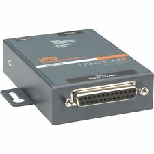 Lantronix One Port Serial [RS232/ RS422/ RS485] to IP Ethernet (ud110000201)