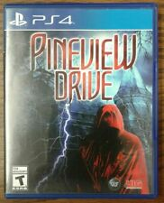 Pineview Drive (Sony PlayStation 4, 2017)