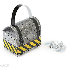 Construction Zone Party..12 PACK Tool..Lolly Boxes..Treat ..Favour Boxes..Sweets