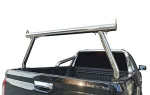 3'' Stainless Steel Ladder Rack for Great Wall GWM Steed 2016-21 150kg Loading