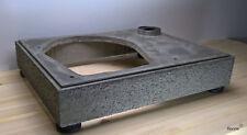 """Garrard 401 New GFR Concrete Plinth / Glasfaserbeton Zarge 12"""" SME"""