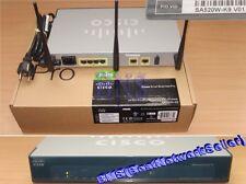 ★★★★ Cisco sa520w-k9 All-in-One wireless Security Appliance SSL VPN sa 520w