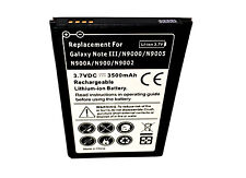Samsung Galaxy Note 3 SM-N900A 1X Battery Replaceent Spare Extra AT&T One USA
