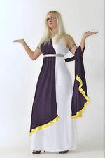 Karnevalskostüm Faschingskostüm Priesterin Römerin Gewand Kostüm L/XL LARP FK06