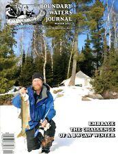 BOUNDARY WATERS JOURNAL WINTER 2012