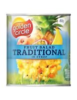 Golden Circle Traditional Fruit Salad In Syrup 450gm
