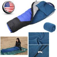 Adult Sleeping Bag For 3 Season Warm Weather Sleeping Bag Outdoor Camping Travel