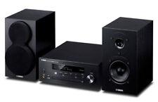 Yamaha MCRN470 Micro Hi-Fi System - Black
