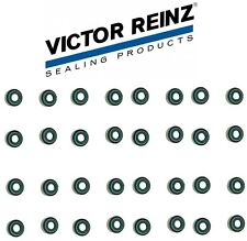 For Mercedes W210 W203 R170 Reinz SET OF 8 Valve Stem Seal KIT 612 050 00 58