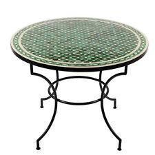 Gartentisch Rund 100cm Gunstig Kaufen Ebay