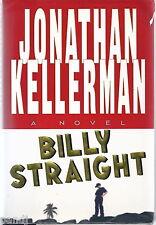 Billy Straight by Jonathan Kellerman HCDJ 1998 First Ed Alex Delaware Mystery