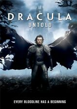 Dracula Untold [New DVD] Slipsleeve Packaging, Snap Case
