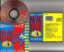 Hard To Beat - Go-Go Vol.1 CD (1989 Funk) Rare Essence/AM FM/Slug-Go The Best of