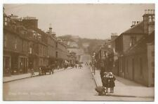 POSTCARDS-SCOTLAND-DUNDEE-BROUGHTY FERRY-RP. Grey Street