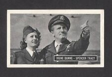 Irene Dunne & Spencer Tracy Vintage Kwatta Film Card Look!